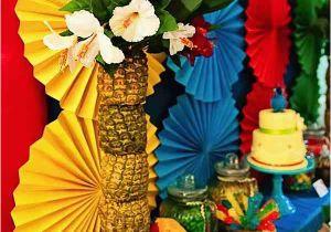 Rio Birthday Decorations Kara 39 S Party Ideas Quot Rio Quot themed 4th Birthday Jungle Bird