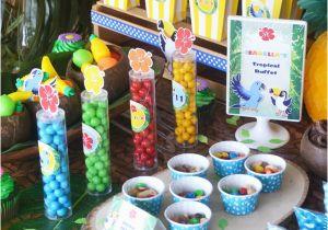 Rio Birthday Decorations Rio 2 Movie Inspired Birthday Party Party Ideas Party