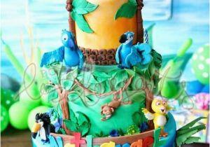 Rio Birthday Decorations southern Blue Celebrations More Rio Rio2 Cake Ideas