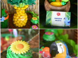 Rio Decorations for Birthday Party Rio 2 Movie Inspired Birthday Party Party Ideas Party