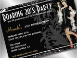 Roaring 20s Birthday Invitations Hosting A Roaring 20s Party Hubpages