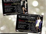 Roaring 20s Birthday Invitations Roaring 20 39 S Invitation Party Invite Birthday Invitation
