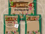 Robin Hood Birthday Party Invitations Robin Hood Birthday Invitation Thank You by