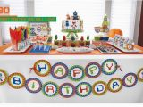 Robot Birthday Decorations 30 Robot Birthday Parties You Will Love Spaceships and