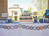 Robot Birthday Decorations A Robo Tastic Robot Party anders Ruff Custom Designs Llc