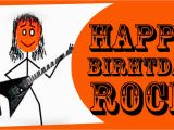 Rock and Roll Birthday Cards Free Happy Birthday song Rock 39 N Roll Ecards Birthday