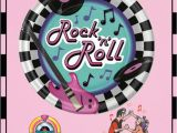 Rock and Roll Birthday Cards Happy Birthday Card Rock and Roll Ebay