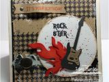 Rock and Roll Birthday Cards My Little Creative Escape Mftwsc117 Rock and Roll Birthday
