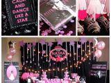 Rock Star Birthday Party Decorations Kara 39 S Party Ideas Selena Gomez Rock Star Birthday Party