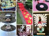 Rock Star Birthday Party Decorations Rock Star Party Ideas Rock and Roll Party Ideas at