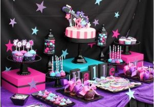 Rock Star Birthday Party Decorations Rock Star Party