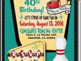 Rockabilly Birthday Invitations Pin Up Girl Bowling Birthday Party Invitations Di 422