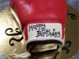 Rocky Balboa Birthday Card 3d Boxing Glove Cake Sweety Pies Bakery Cakery Cafe