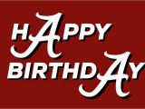 Roll Tide Birthday Meme High Tide Greg Goff Expected to Be Named Head Baseball