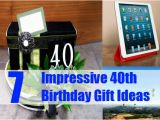Romantic 40th Birthday Ideas for Her top Impressive 40th Birthday Gift Ideas Gift Ideas for