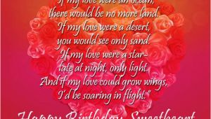 Romantic Birthday Card Messages for Him Romantic Birthday Wishes Easyday