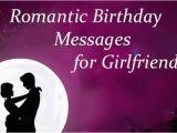 Romantic Birthday Cards for Girlfriend Romantic Birthday Messages for Girlfriend