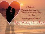 Romantic Birthday Cards for Girlfriend the 55 Romantic Birthday Wishes for Wife Wishesgreeting