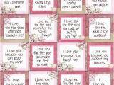 Romantic Birthday Gifts for Boyfriend Diy Homemade Valentine Ideas Love Hearts and Valentines