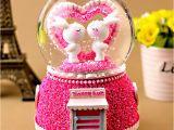 Romantic Birthday Gifts for Boyfriend Online Boule De Cristal Boite A Musique Manualidades Creative