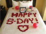 Romantic Gift Ideas for Her Birthday Best 25 Birthday Surprises for Him Ideas On Pinterest