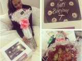 Romantic Gift Ideas for Her Birthday Wizkid Sends Romantic Gifts to His Boo Tania Omotayo as