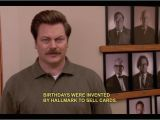 Ron Swanson Birthday Memes 17 Best Images About Ron Swanson Mustaches On Pinterest