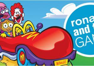 Ronald Mcdonald Birthday Invitations Mcdonalds Birthday Invitations