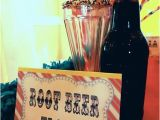 Roots Birthday Girl Vintage Carnival theme Birthday Party Ideas Root Beer