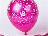 Rose Gold Happy Birthday Banner Card Factory 18th Birthday Balloons From 99p Card Factory