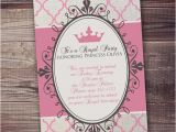 Royal Birthday Party Invitation Wording 9 Best Images Of Royal Announcement Wording Royal