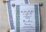 Royal Prince Birthday Party Invitations Royal Birthday Party Invitation Prince or Princess Scroll