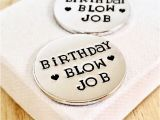 Rude Birthday Present for Him Birthday Blow Job Love token Rude Gift Funny Gifts for Etsy