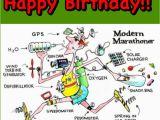 Runners Birthday Meme Happy Birthday Runner Marathoner Marathon Lustiges