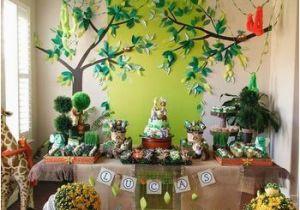 Safari Decorations For Birthday Party Safari Jungle Themed First