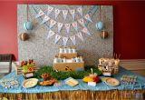 Safari themed Birthday Party Decorations Jungle Safari Birthday Party
