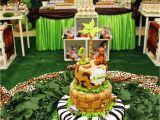 Safari themed Birthday Party Decorations Motion Plus Pictures Safari themed Birthday Party Ideas