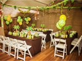 Safari themed Birthday Party Decorations Piece Of Cake Ethan 39 S 5th Birthday Monkey Jungle Party