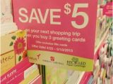 Safeway Birthday Cards Safeway Earn A 5 Catalina with Hallmark Card Purchase