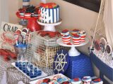 Sailor Birthday Decoration Party Nautical Lobster Party Creative Juice
