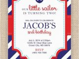 Sailor Birthday Invitations Best 25 Nautical Birthday Invitations Ideas On Pinterest
