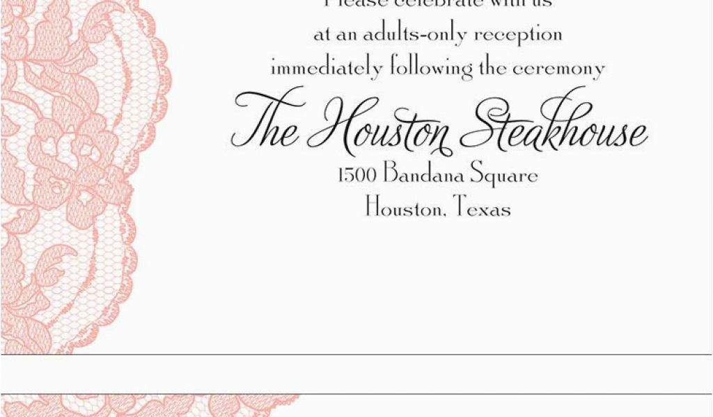 Sample Birthday Invitation Wording For Adults Adults Only