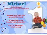 Sample Evite Birthday Invitations First Birthday Party Invitation Ideas Bagvania Free