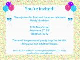 Sample Evite Birthday Invitations Sample Birthday Invitation Templates Free Premium