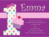Sample Invitation for 1st Birthday Party First Birthday Invitation Wording and 1st Birthday