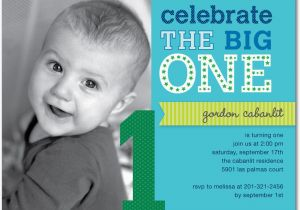 Sample Of Birthday Invitation Cards 1 Year Old 16 Best First Invites Printable