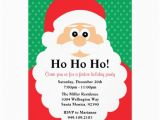 Santa Birthday Party Invitations Santa Clause Birthday Invitation Image Search Results