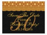 Save the Date Birthday Cards Free 50th Birthday Save the Date Postcards for Free 2018