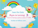 Save the Date Birthday Cards Free Save the Date Cards Birthday Party Save the Date