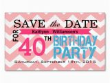 Save the Date Cards for Birthday Save the Date Birthday Magnetic Card Reminders Zazzle